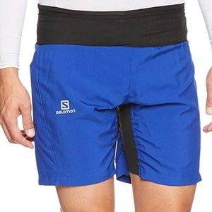 Salomon men's Athletic Runner's Shorts